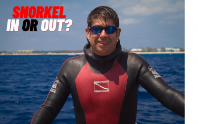Snorkel debate – should the snorkel be in or out?